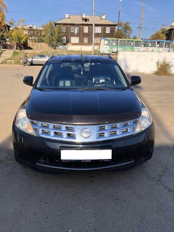 Nissan Murano, 2007 год, 510 000 руб.