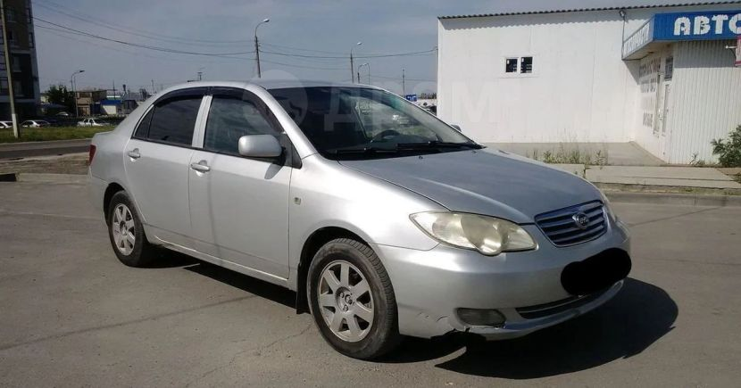 BYD F3, 2008 год, 148 000 руб.