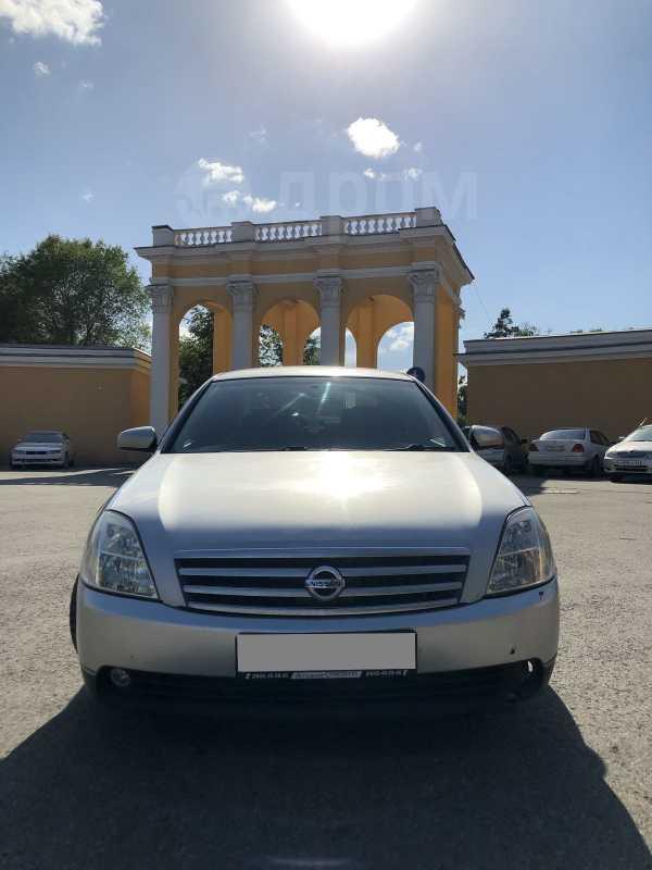 Nissan Teana, 2003 год, 275 000 руб.