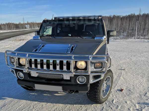 Hummer H2, 2003 год, 800 000 руб.