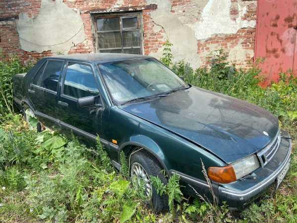 Saab 9000, 1995 год, 25 000 руб.