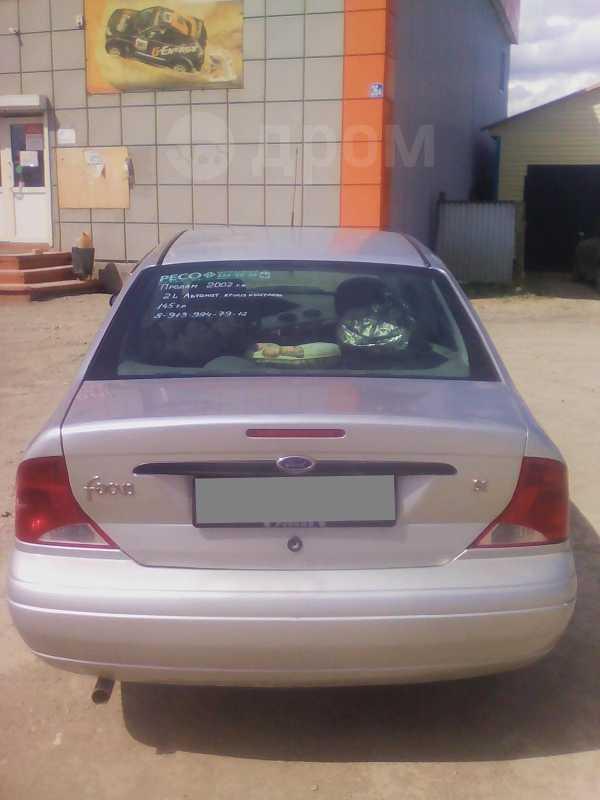 Ford Focus, 2002 год, 145 000 руб.