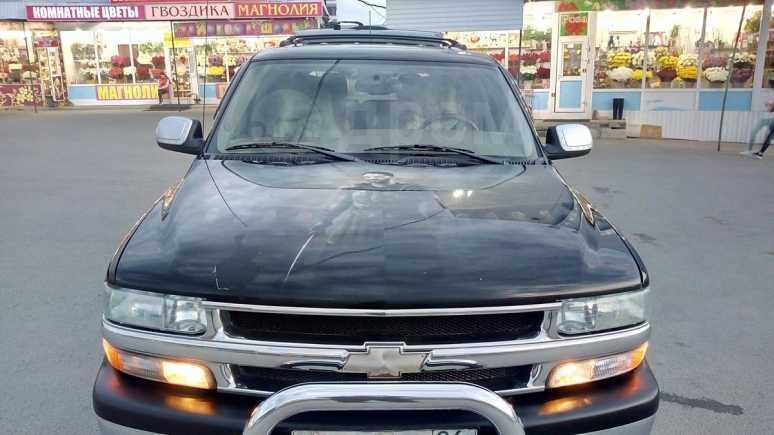 Chevrolet Tahoe, 2003 год, 750 000 руб.