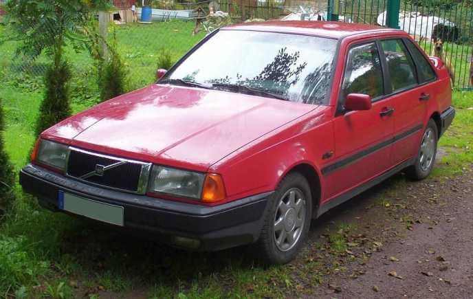 Volvo 440, 1991 год, 100 000 руб.