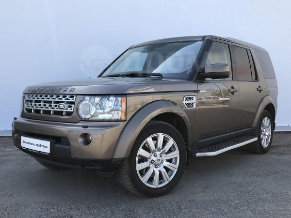 Land Rover Discovery, 2013 год, 1 125 000 руб.