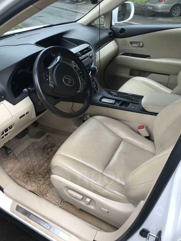 Lexus RX270, 2012 год, 1 550 000 руб.