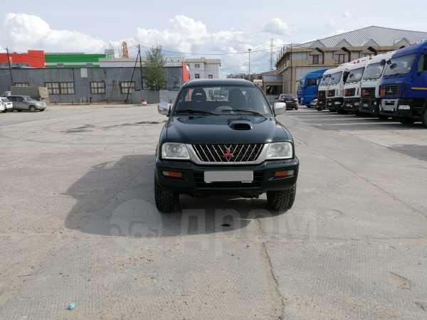 Mitsubishi L200, 2003 год, 446 000 руб.