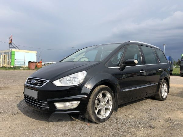 Ford Galaxy, 2010 год, 655 000 руб.