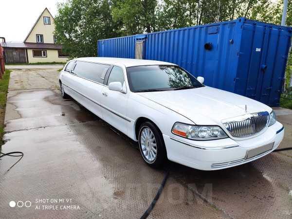 Lincoln Town Car, 2006 год, 550 000 руб.