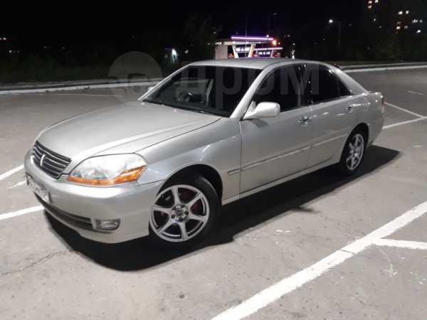 Toyota Mark II, 2004 год, 535 000 руб.