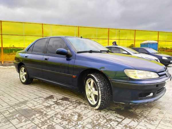 Peugeot 406, 1998 год, 119 000 руб.