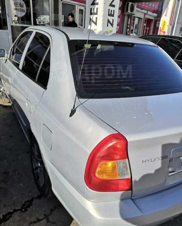 Hyundai Accent, 2009 год, 260 000 руб.