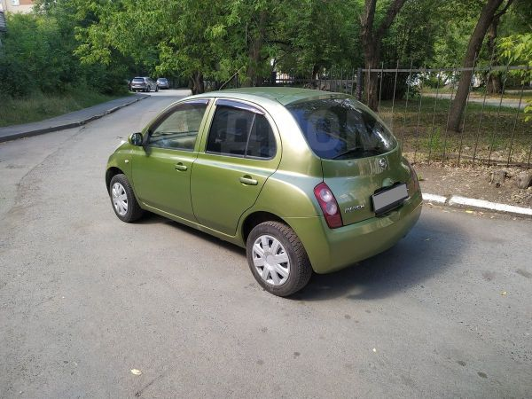 Nissan March, 2002 год, 150 000 руб.