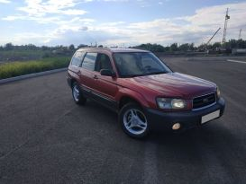 Абакан Forester 2002