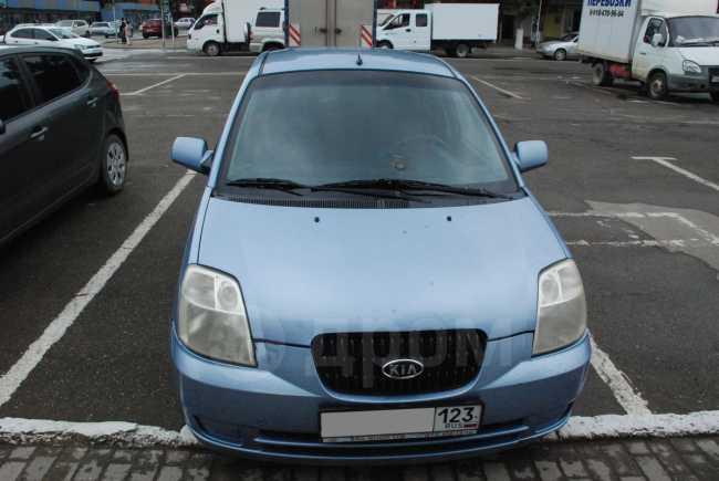 Kia Picanto, 2005 год, 200 499 руб.