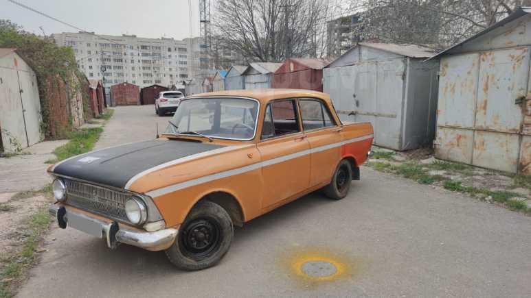 Москвич 412, 1980 год, 25 000 руб.