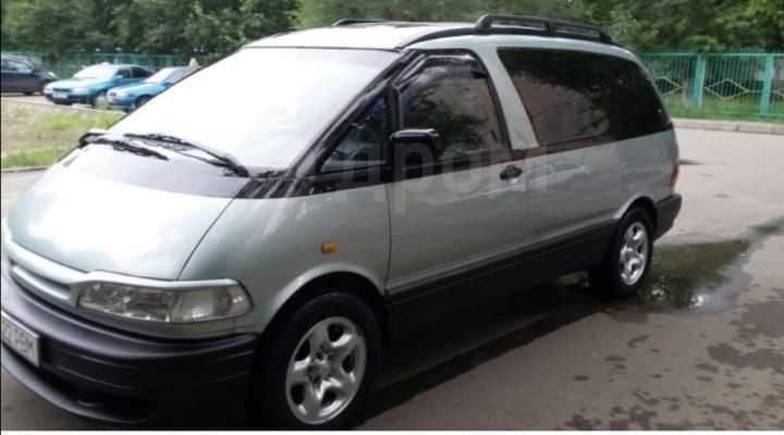 Toyota Estima Emina, 1997 год, 80 000 руб.