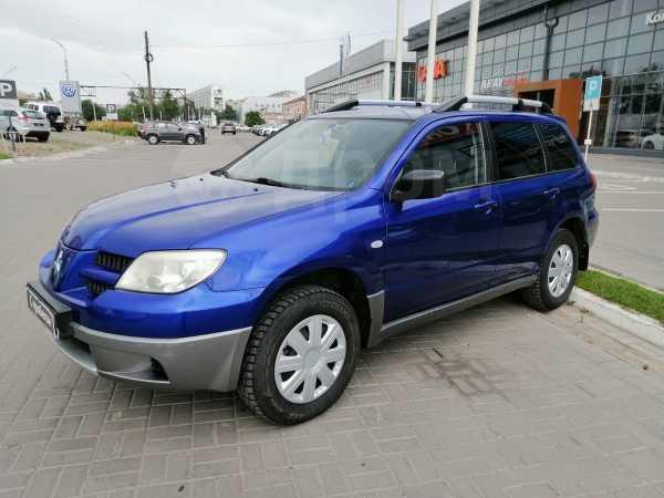 Mitsubishi Outlander, 2007 год, 428 000 руб.
