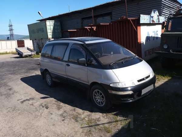 Toyota Estima Emina, 1993 год, 270 000 руб.