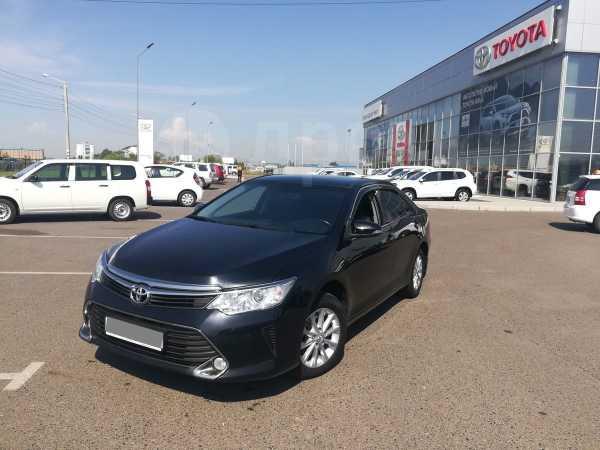 Toyota Camry, 2015 год, 1 268 000 руб.