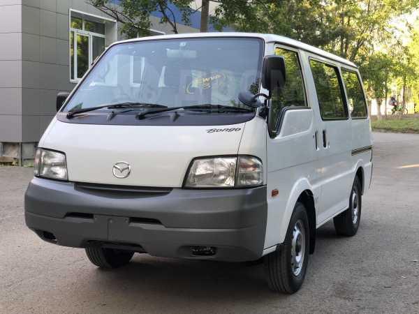 Mazda Bongo, 2014 год, 605 000 руб.