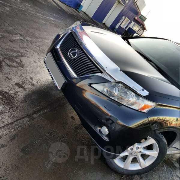 Lexus RX270, 2011 год, 1 420 000 руб.