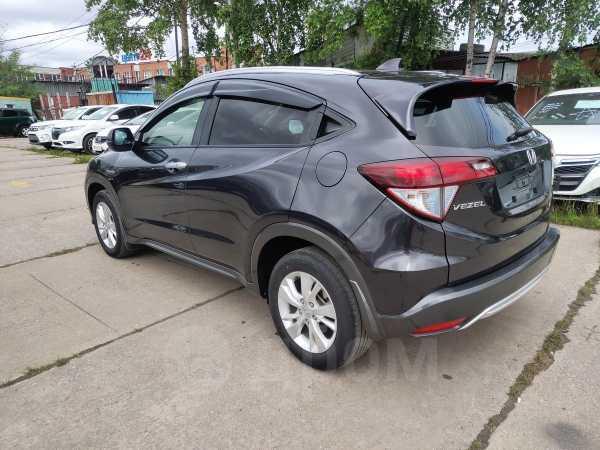 Honda Vezel, 2016 год, 1 190 000 руб.