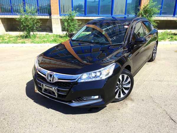 Honda Accord, 2013 год, 1 398 000 руб.