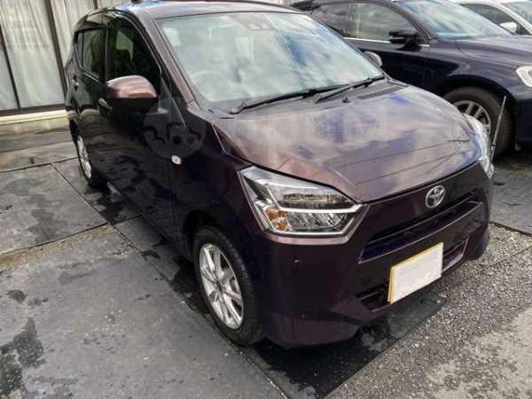 Toyota Pixis Epoch, 2017 год, 327 000 руб.