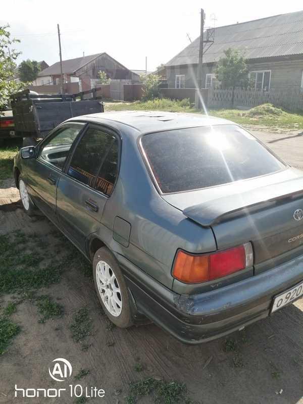 Toyota Corsa, 1991 год, 90 000 руб.