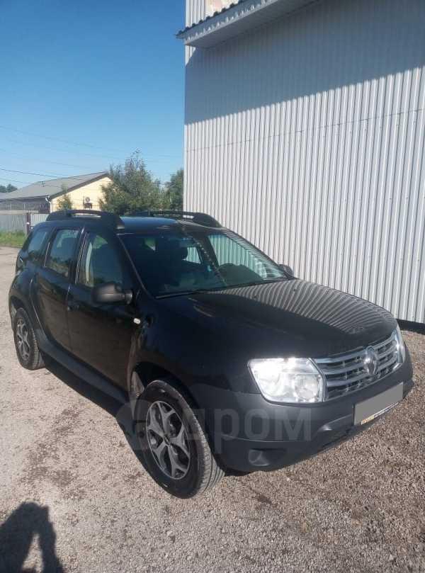 Renault Duster, 2012 год, 377 000 руб.