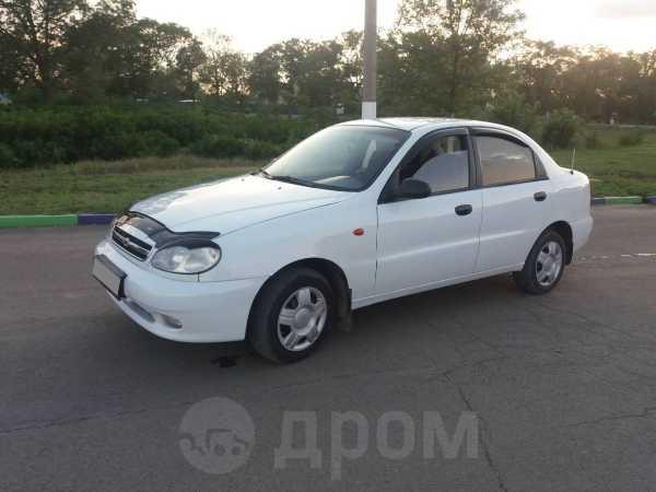 Chevrolet Lanos, 2008 год, 182 000 руб.