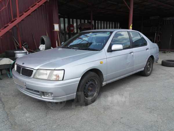 Nissan Bluebird, 1997 год, 98 000 руб.