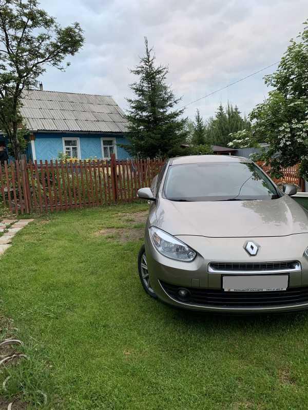 Renault Fluence, 2011 год, 510 000 руб.