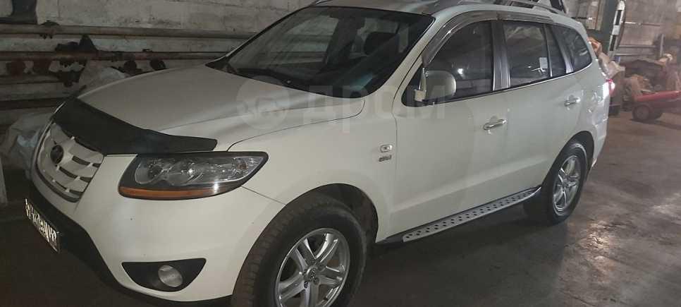 Hyundai Santa Fe, 2010 год, 600 000 руб.