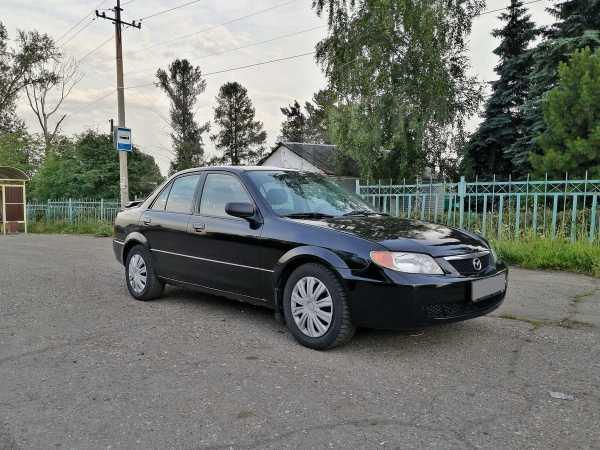 Mazda Protege, 2002 год, 175 000 руб.