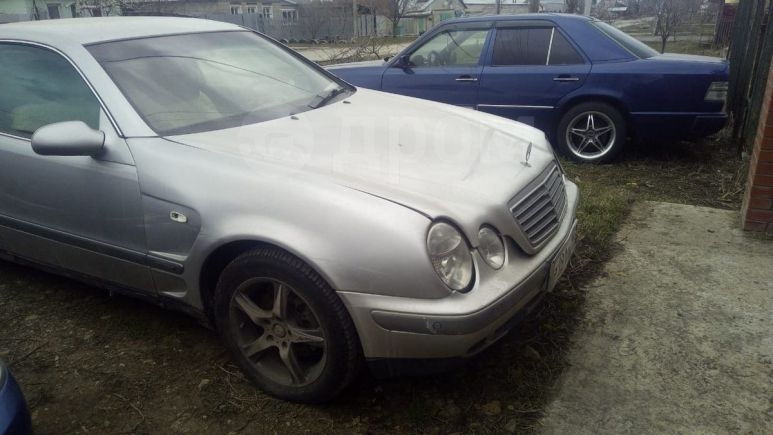 Mercedes-Benz CLK-Class, 1998 год, 220 000 руб.