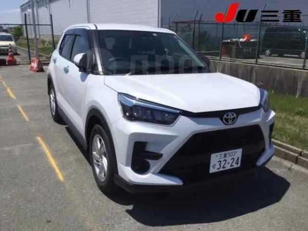 Toyota Raize, 2019 год, 1 250 000 руб.