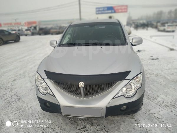 SsangYong Actyon Sports, 2009 год, 385 000 руб.