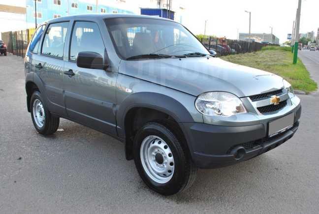 Chevrolet Niva, 2020 год, 629 000 руб.
