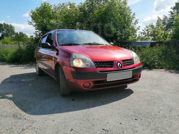 Renault Symbol, 2007 год, 175 000 руб.