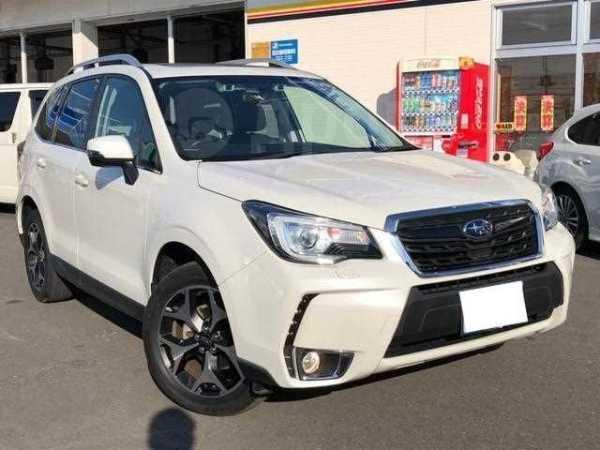 Subaru Forester, 2016 год, 1 230 000 руб.