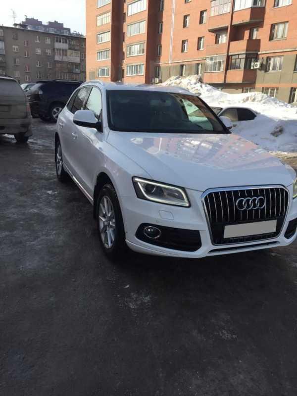 Audi Q5, 2013 год, 1 180 000 руб.