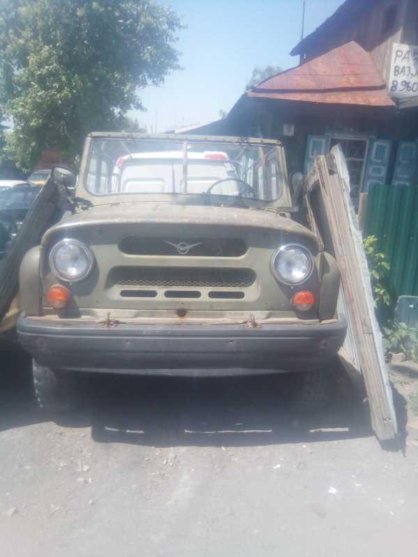 УАЗ 3151, 1988 год, 45 000 руб.