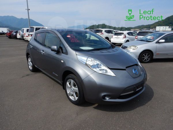 Nissan Leaf, 2015 год, 515 000 руб.