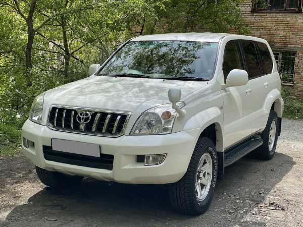 Toyota Land Cruiser Prado, 2004 год, 649 000 руб.