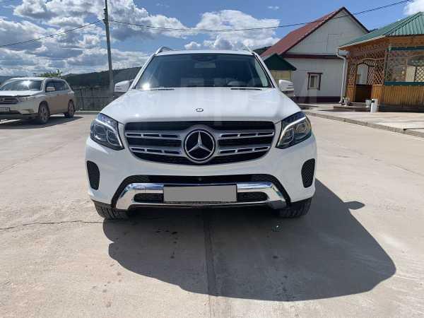 Mercedes-Benz GLS-Class, 2016 год, 3 700 000 руб.