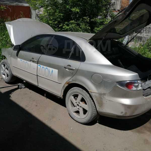 Mazda Mazda6, 2005 год, 70 000 руб.