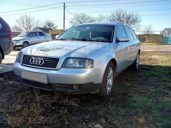 Audi A6, 2002 год, 230 000 руб.