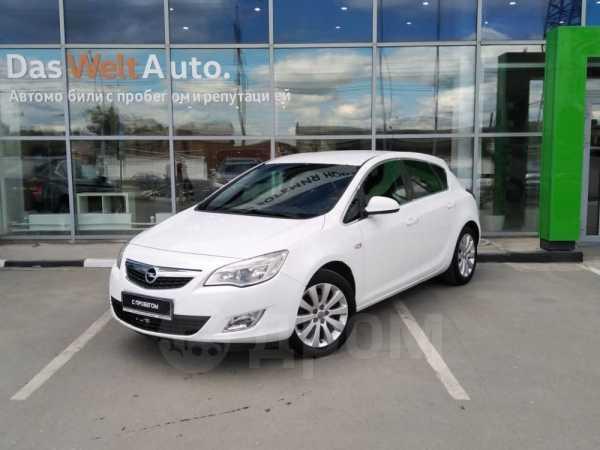 Opel Astra, 2010 год, 385 000 руб.